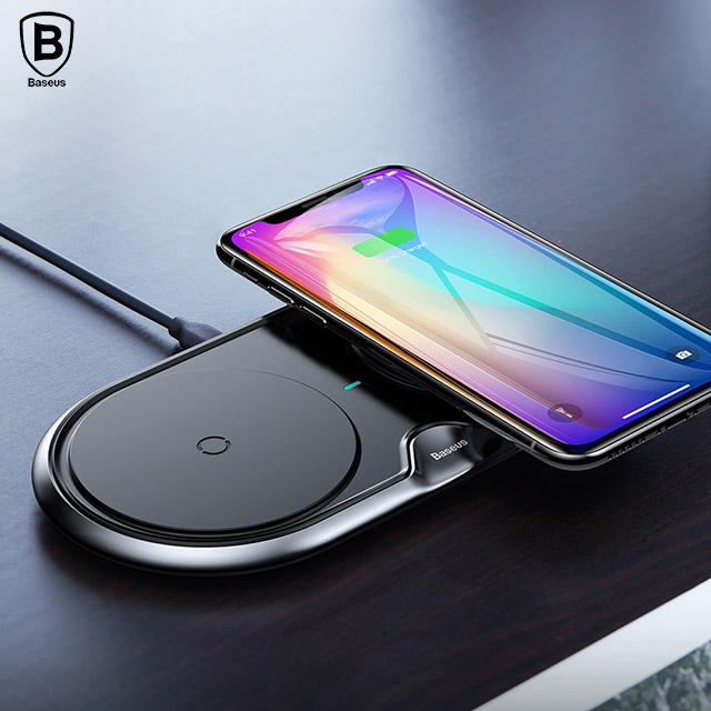Dual Wireless Charger